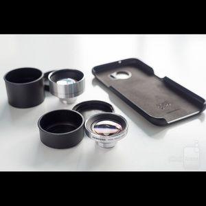 Samsung Galaxy S7 Case w/ Photo Lens Attachments